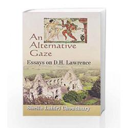 An Alternative Gaze by Sheila Lahiri C. Book-9788180280306