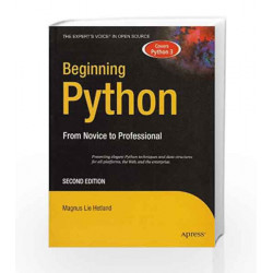 Beginning Python: From Novice to Professional by Magnus Lie Hetland Book-9788184890921