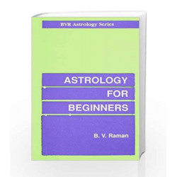 Astrology for Beginners by Bangalore Venkata Raman Book-9788185674223