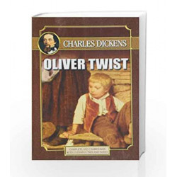 OliverTwist by Charles Dickens Book-9788185944777