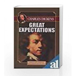 Great Expectations (UBSPD\'s World Classics) by Charles Dickens Book-9788185944791