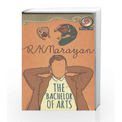 The Bachelor of Arts by - Book-9788185986012