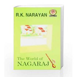 The World Of Nagaraj by - Book-9788185986135