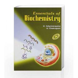 Essentials Of Biochemistry, Second Edition by Satyanarayana U Book-9788187134824