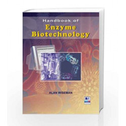 Handbook of Enzyme Biotechnology by Alan Wiseman Book-9788188449170