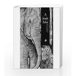 A Jungle Safari by - Book-9788189020392