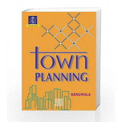 Town Planning by RANGWALA Book-9788192869285