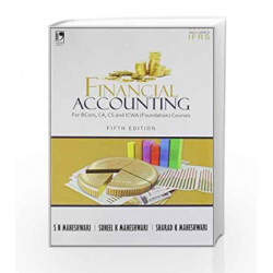 Financial Accounting by S N Maheshwari & Sharad K Maheswari Book-9789325956186