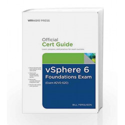 vSphere 6 Foundations Exam Official Cert Guide (Exam #2V0-620): VMware Certified Professional 6 by WALKER Book-9789332582729