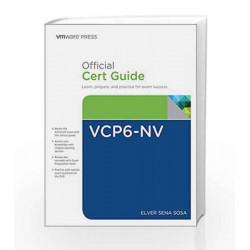 VCP6-NV Official Cert Guide (Exam #2V0-641) by Elver Sena Sosa Book-9789332582750