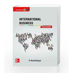 International Business by MAX MULLER Book-9789339222581