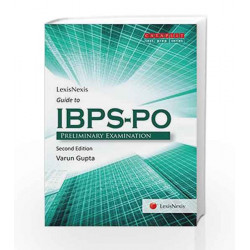 Guide To Ibps-Po (For Preliminary Examination) by Varun Gupta Book-9789350356739