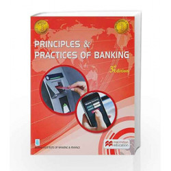 Principles and Practices of Banking by IIBF Book-9789350597293