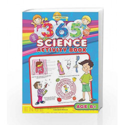365 Science Activity by Dreamland Publications Book-9789350891230