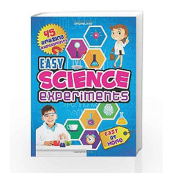 Easy Science Experiments by Dreamland Publications Book-9789350891506