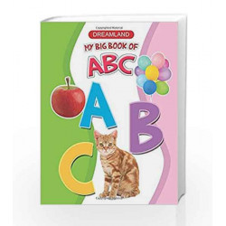 My Big Book of ABC by Dreamland Publications Book-9789350892329