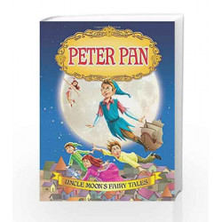 10 UNCLE MOON - PETER PAN by NA Book-9789350892473