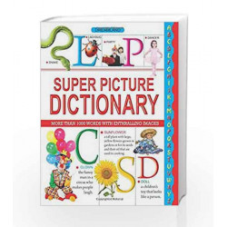 Super Picture Dictionary by Dreamland Publications Book-9789350893340