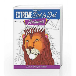 Extreme Dot to Dot: Animal by Dreamland Publications Book-9789350897850