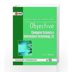 Objective Computer Science & Information Technology by G.K. Mithal Book-9789351449782