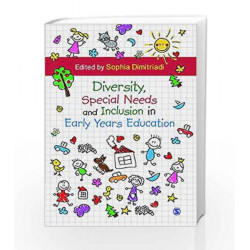 Diversity, Special Needs and Inclusion in Early Years Education by CHAKARAVARTHY Book-9789351500292