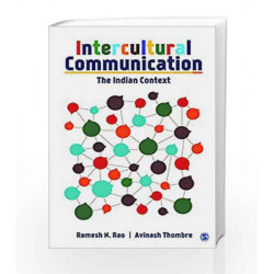 Intercultural Communication: The Indian Context by Ramesh N Rao Book-9789351500308