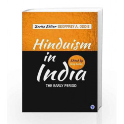 Hinduism in India: The Early Period by Greg Bailey Book-9789351505723