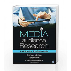 Media Audience Research: A Guide for Professionals by Graham Mytton Book-9789351506430