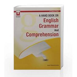 A Hand Book on English Grammar and Comprehension by Jayasri Balasubramanian Book-9789351872696