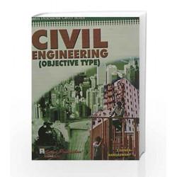 Civil Engineering (Objective Type) by S.Handa & Rangaswamy Book-9789351920090