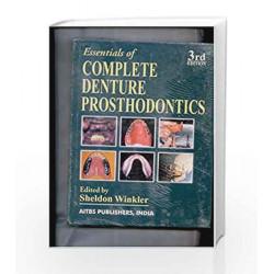 Essentials Of Complete Denture Prosthodontics by N.C.JAIN Book-9789374735527