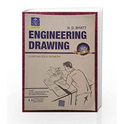 Engineering Drawing (53rd Edition 2014) by V.M. PANCHAL, PRAMOD R. INGLE N.D.BHATT Book-9789380358963