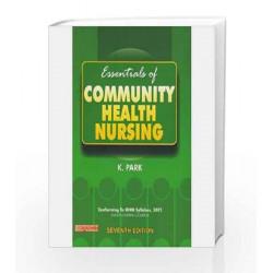 Essentials Of Community Health Nursing by Park K Book-9789382219088