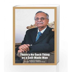 There\'s No Such Thing as a Self Made Man by P.P. Chhabria Book-9789383572199