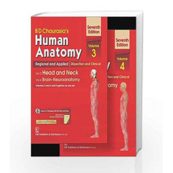 Human Anatomy: Regional and Applied Dissection and Clinical by Krishna Garg Book-9789385915482