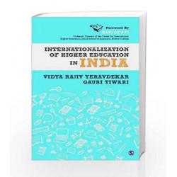 Internationalization of Higher Education in India by Vidya Rajiv Yeravdekar Book-9789386042163