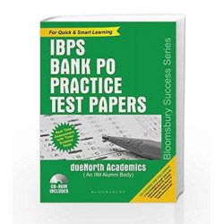 IBPS Bank PO Practice Test Papers by dueNorth Academics (An IIM Alumni body) Book-9789386141002