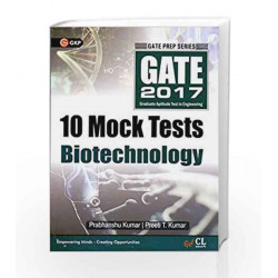 GKP   GATE Prep. Series, GATE 2017   10 Mock Tests Including Solved Papers by Preeti T Kumar :Prabhanshu Kumar