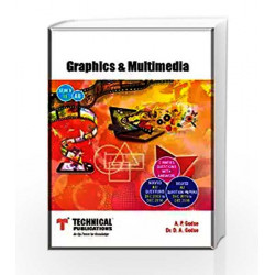 Graphics and Multimedia for ANNA University (V-IT-2013 course) by Dr. D.A.GODSE A.P.GODSE Book-9789333202091