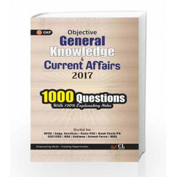 Objective General Knowledge & Current Affairs by GKP Book-9789351448815
