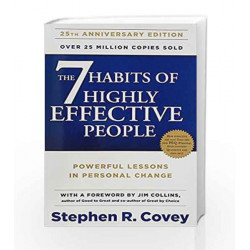 The 7 Habits of Highly Effective People by R. Stephen Covey Book-9781471131820