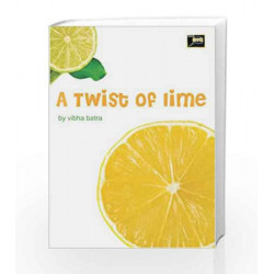 A Twist of Lime by Vibha Batra Book-9788187156505