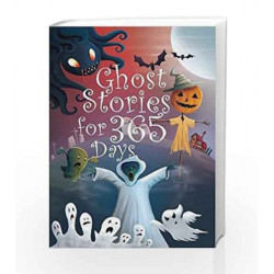 Ghost Stories For 365 Days by Pegasus Team Book-9788131932971
