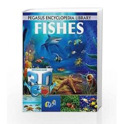 3D - Fish: 1 by Pegasus Team Book-9788131930304
