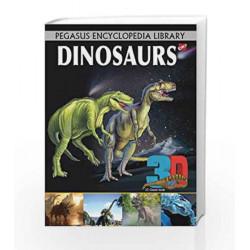3D - Dinosaurs: 1 by Pegasus Team Book-9788131930328