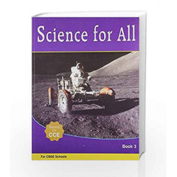 Science For All - Book 3 by Pegasus Team Book-9788131917251