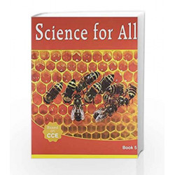 Science For All - Book 5 by Pegasus Team Book-9788131917275