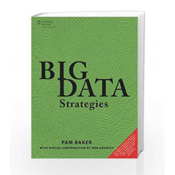 Big Data Strategies by Pam Baker Book-9788131532201