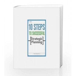 10 Steps to Successful Strategic Planning by Susan Barksdale Book-9788131515044