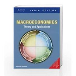 Macroeconomics: Theory and Applications by William J. Baumol Book-9788131511138